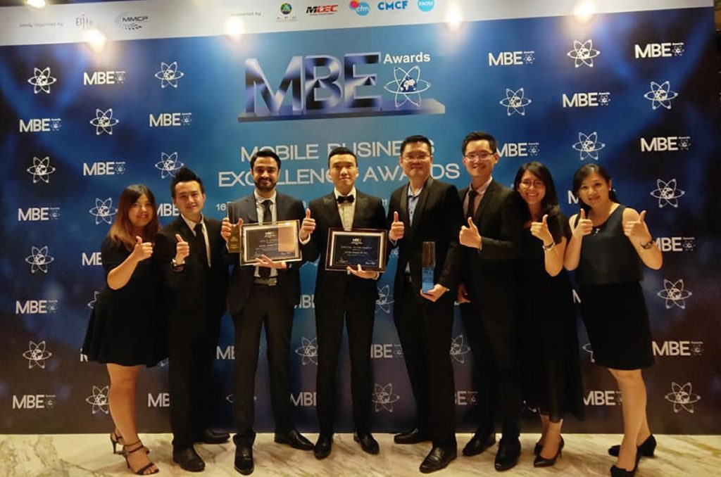 Mobile Business Excellence Awards (MBEA)