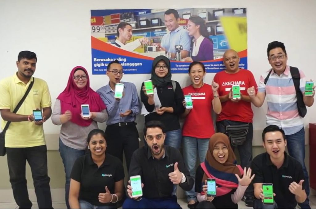 Robin Food – Malaysia's First App Solution for Food Waste