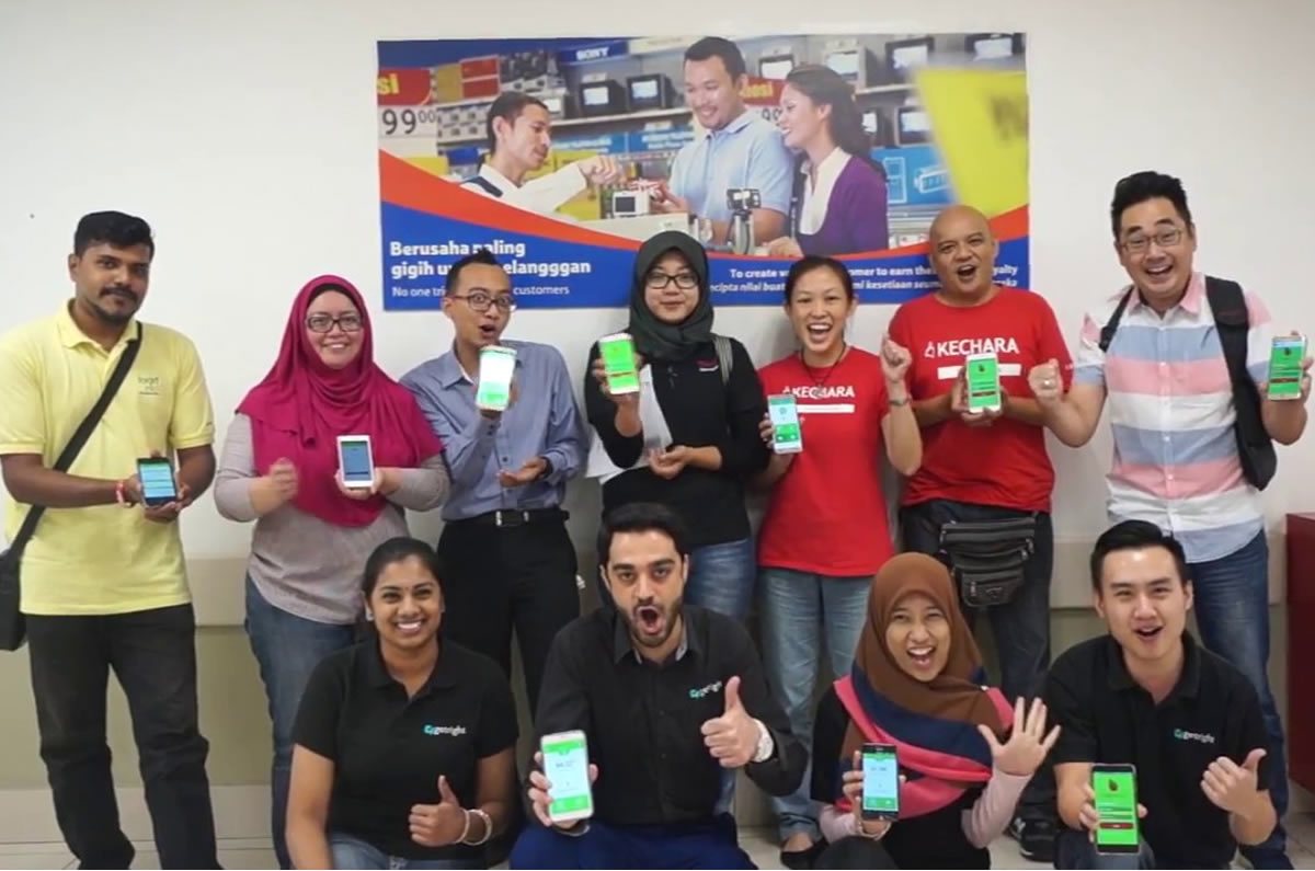 Robin Food - Malaysia's First App Solution for Food Waste
