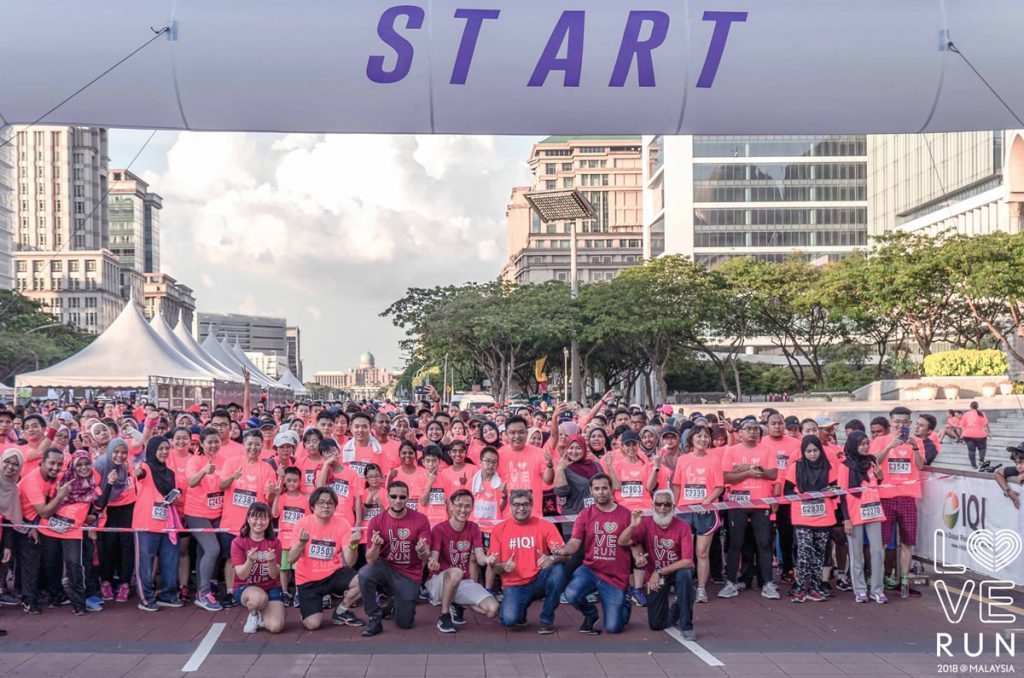 LoveRun Malaysia – Share Your Love, Run With Us!